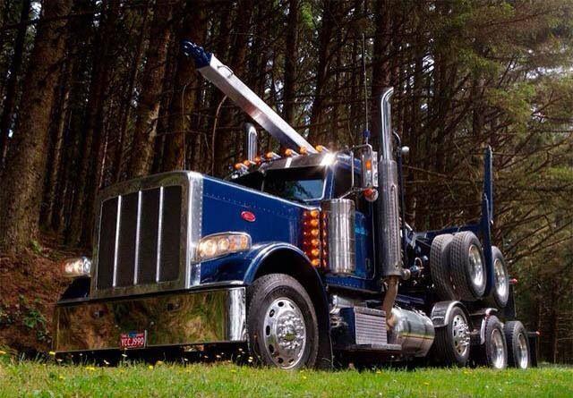 Pin By Bryan Vierra On Big Rigs Trucks Peterbilt Trucks Big Trucks