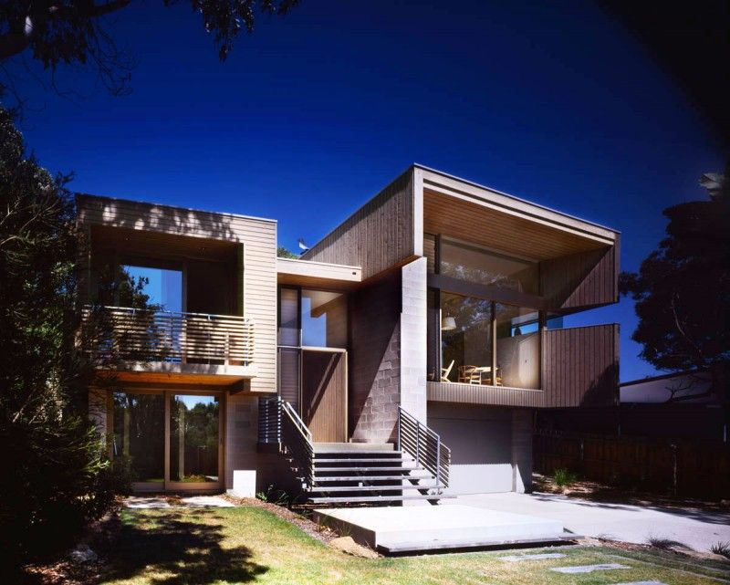Beach House at Point Lonsdale by Studio101 (1)