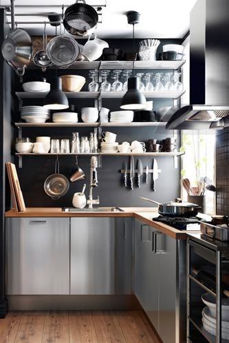 How To Refresh Your Apartment With One Buy Verstauen, Küche und - ikea küche landhausstil