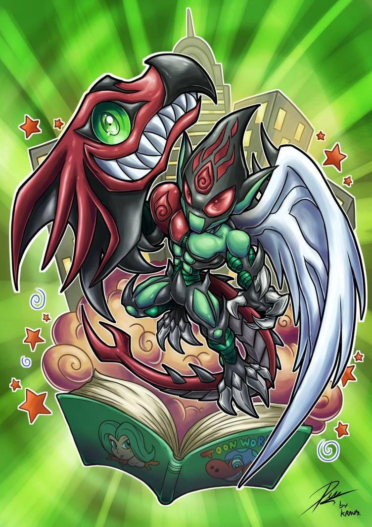 Toon E Hero Flame Wingman By Kraus Illustration Custom Yugioh