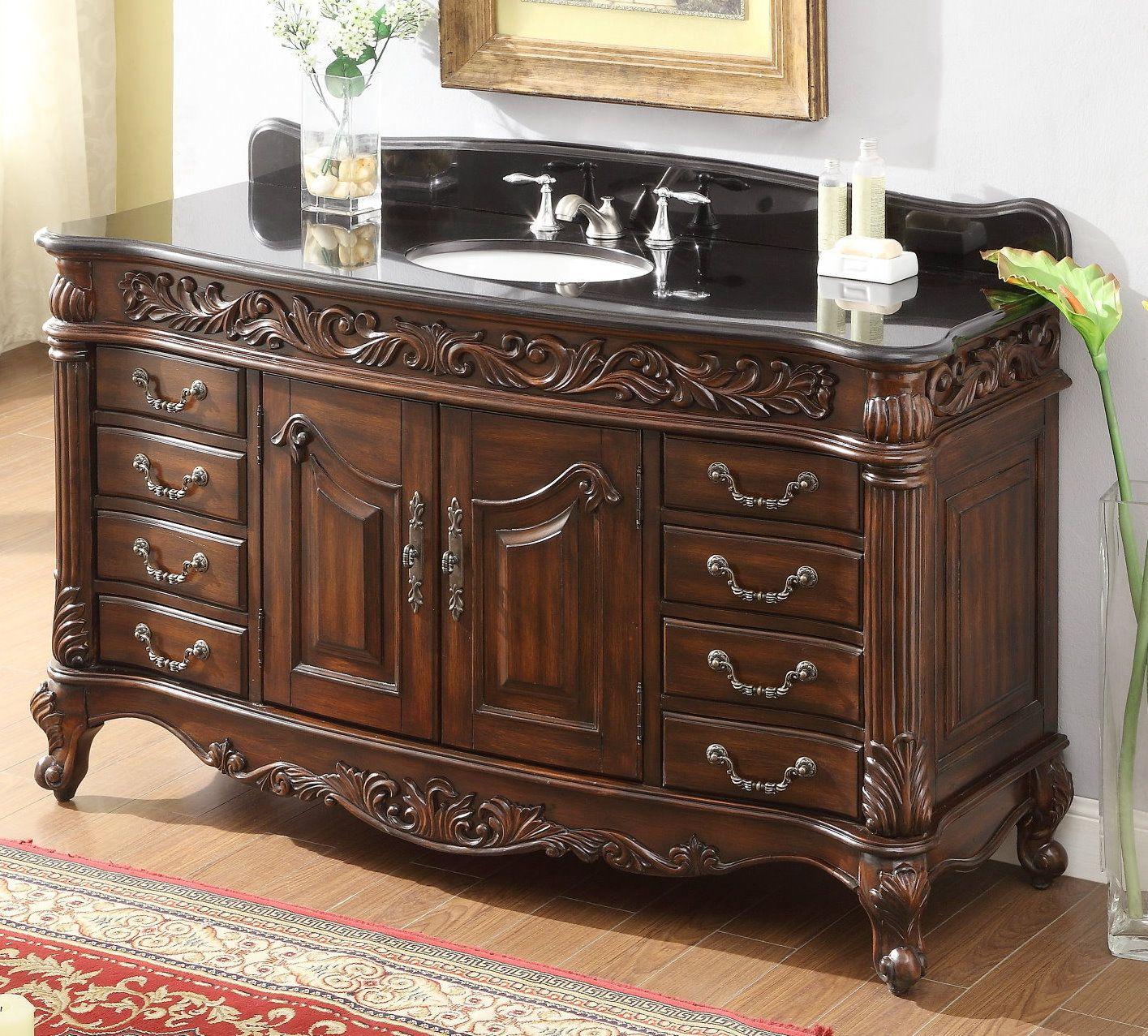 Adelina 60 in 2020 | Bathroom vanity designs, Cheap ...