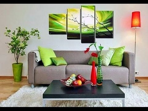 Diy Wall Art Canvas Painting Ideas For Living Room