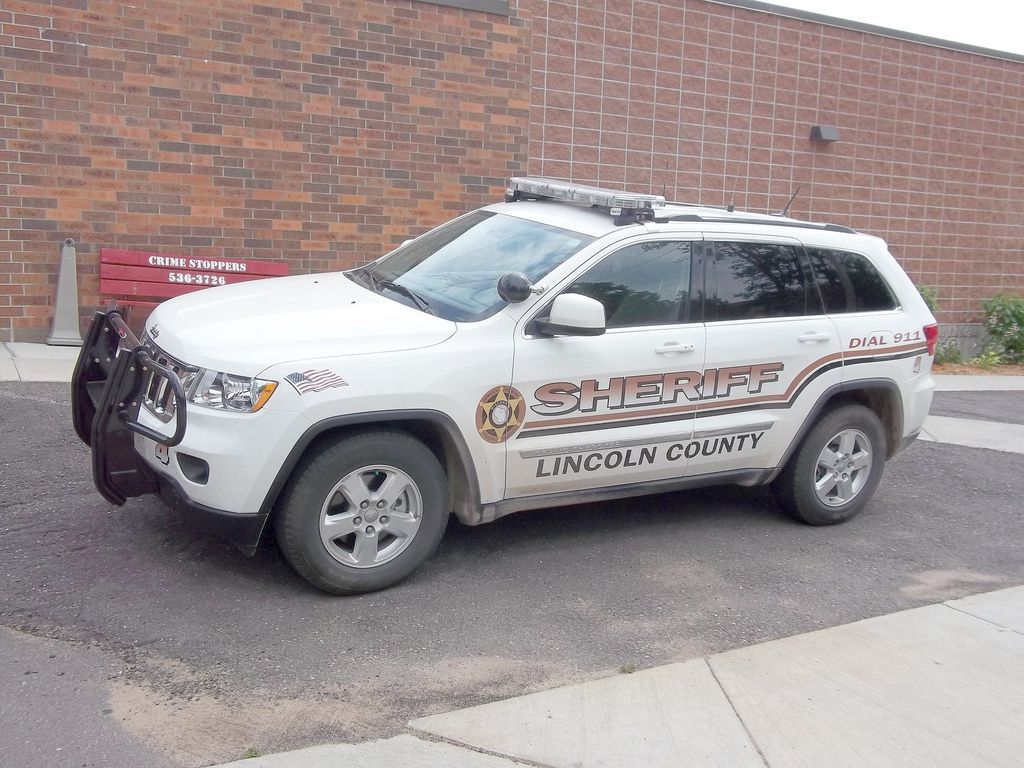 Lincoln County Wi Sheriff 4 Jeep Grand Cherokee Lincoln County Jeep Grand