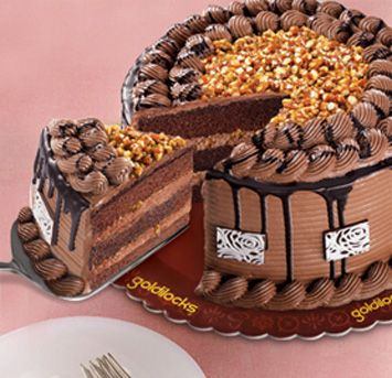 List Goldilocks Cake Flavors