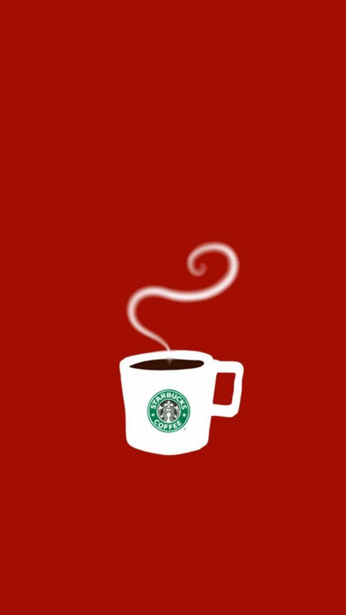 おしゃれ スターバックスコーヒー16 Coffee Wallpaper Iphone Starbucks Wallpaper Wallpaper Iphone Christmas