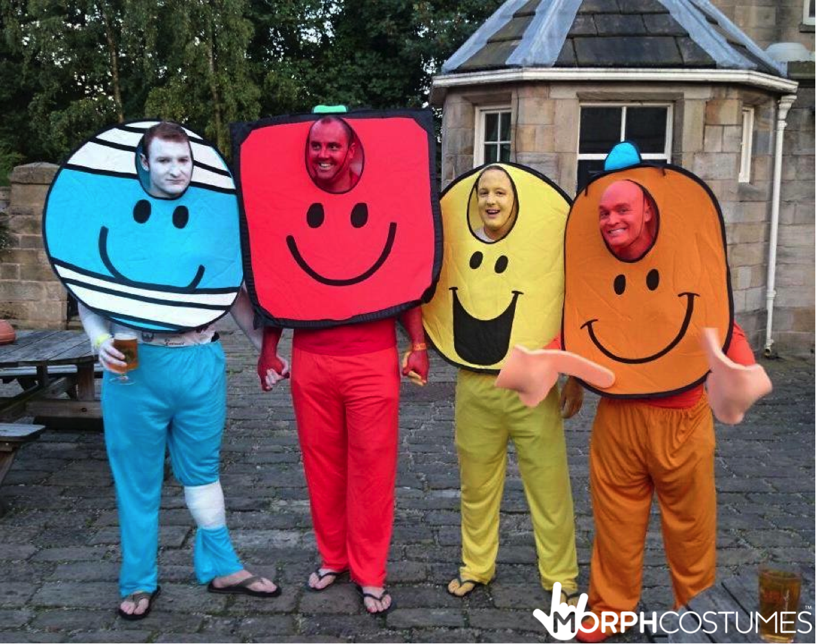 Cheap fancy dress ideas for groups
