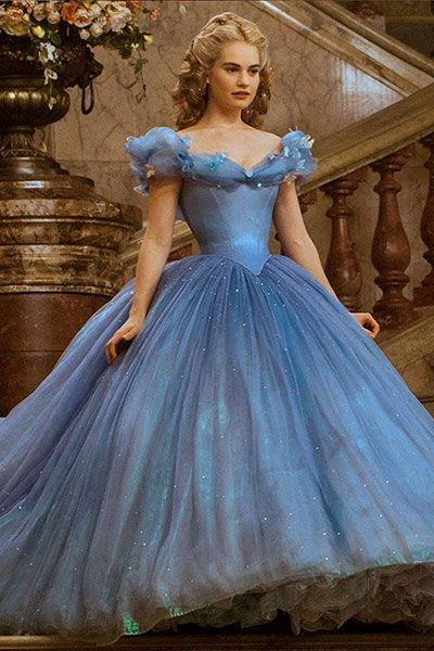 Ball Gown from Cinderella