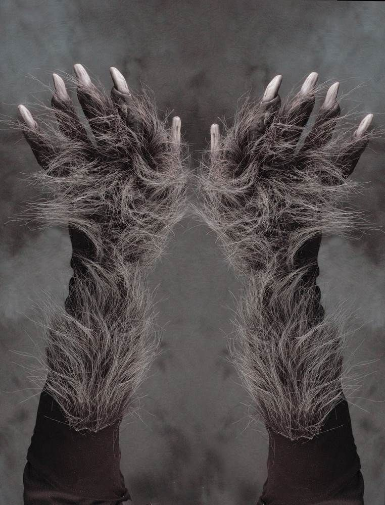 Killer Wolf Glove Hands | Vampire & Werewolves Theme