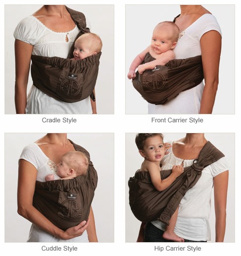 e907d4209bf Balboa Baby Adjustable Sling Review and Giveaway  CLOSED