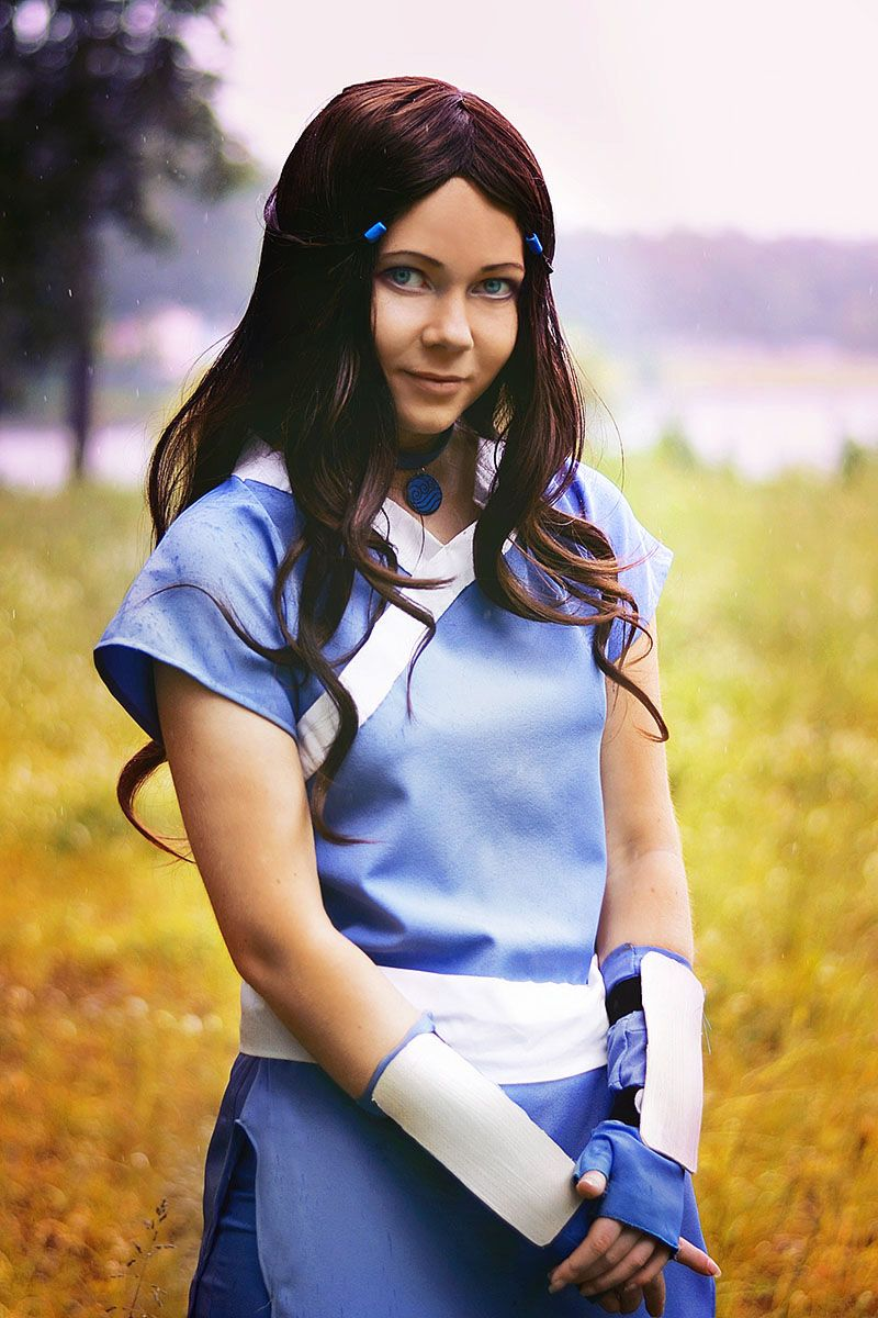 hot!Avatar Toph Beifong cosplay costume Handmade