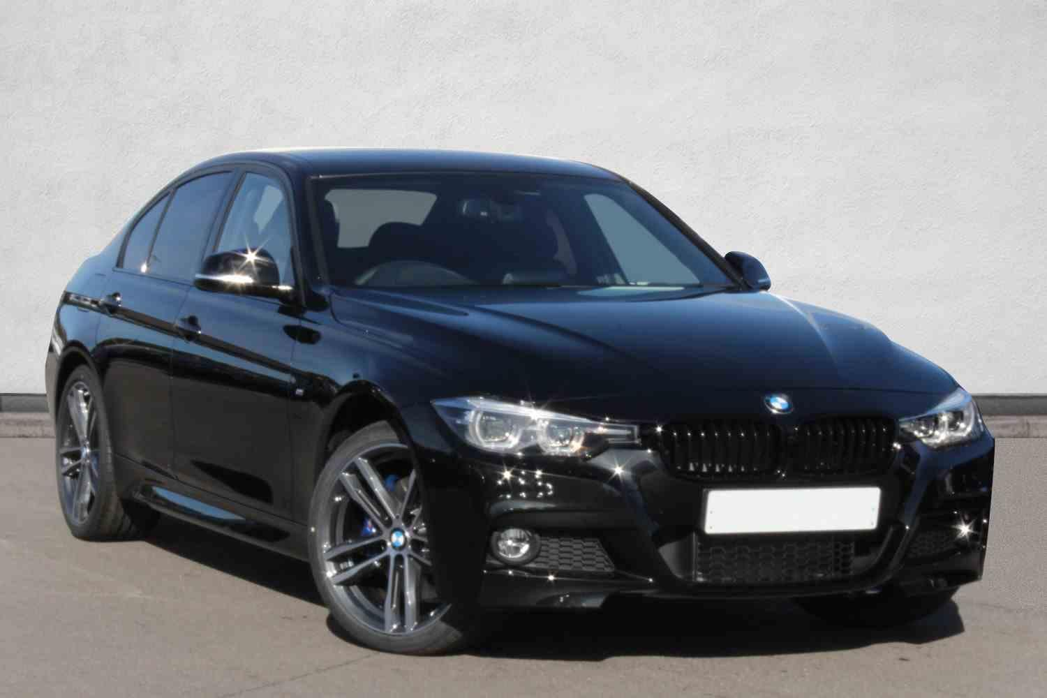 Used 2017 Bmw 3 Series 320i M Sport Shadow Edition 4dr Step Auto For