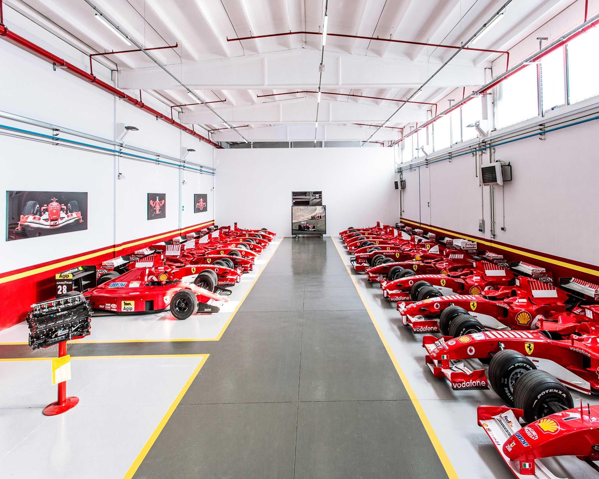 Photo Tour Of Ferrari S Factory In Maranello Italy Ferrari Luoghi