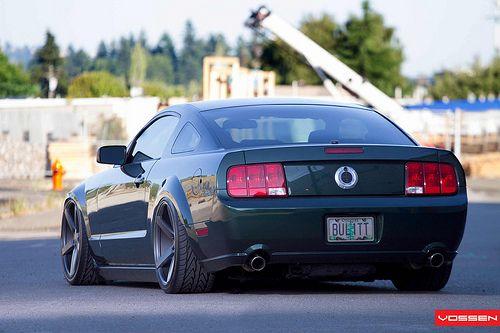 Ford Bullitt Mustang Vvscv3 Ford Mustang Mustang Mustang Cars
