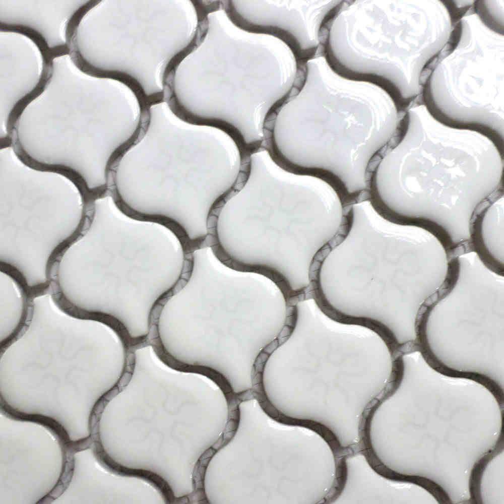 Gourd conception blanc en cramique carreaux de mosaque dosseret gourd design white ceramic mosaic tiles kitchen backsplash wall bathroom wall and floor tiles doublecrazyfo Image collections