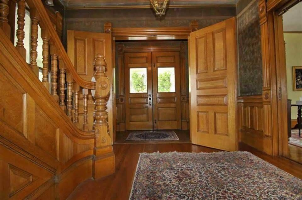 1890 Victorian In Dover New Hampshire Interior Doors For Sale
