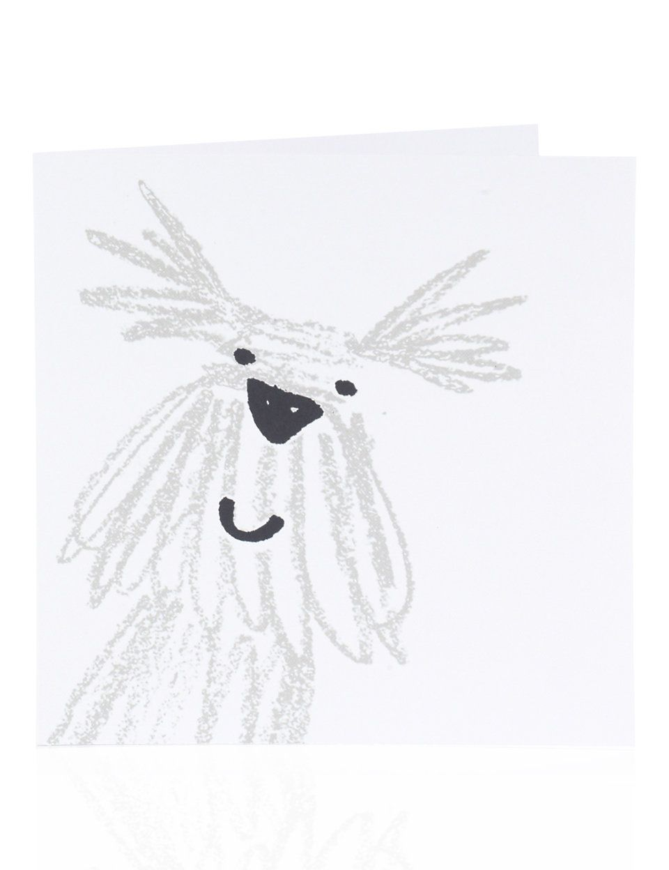 Sketchy dog blank card ms pinterest doodles sketchy dog blank card ms kristyandbryce Image collections