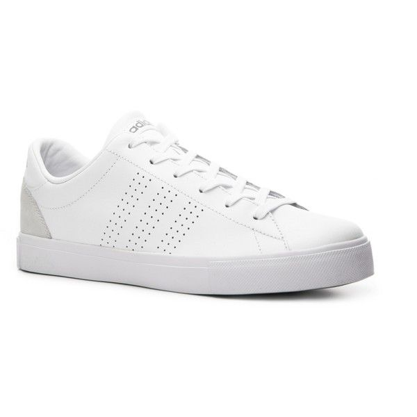 adidas NEO Daily Clean Sneaker - Mens (160 BRL) ❤ liked on Polyvore  featuring
