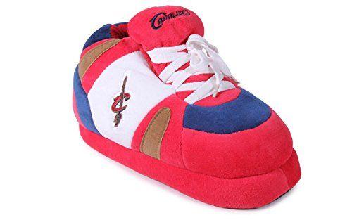 905d6f07b88f1a Happy Feet Mens and Womens NBA Sneaker Slippers http   allstarsportsfan.com
