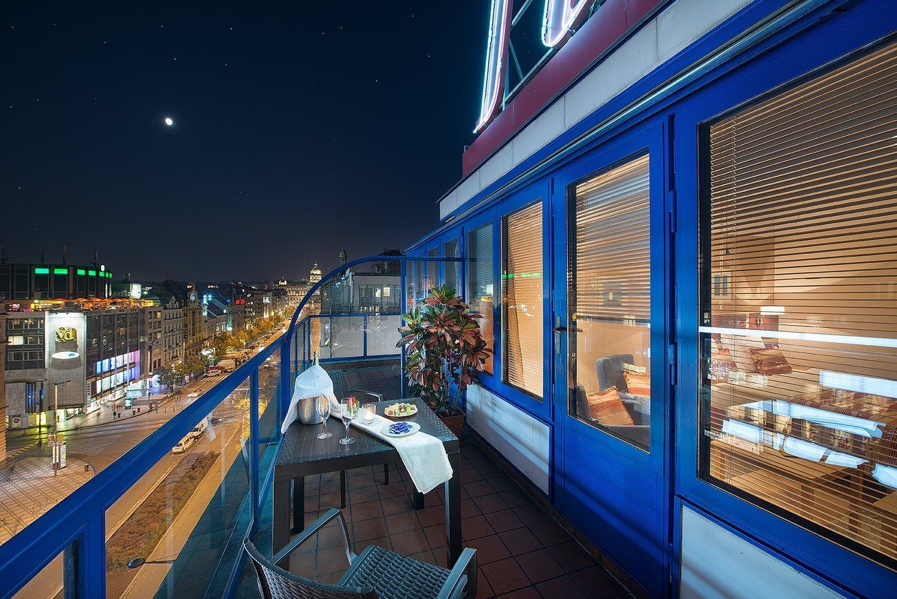 Outstanding Hotel Balconies With Most Stunning View In The
