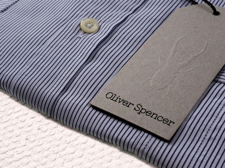 Brand Direction — James Groves : Oliver Spencer