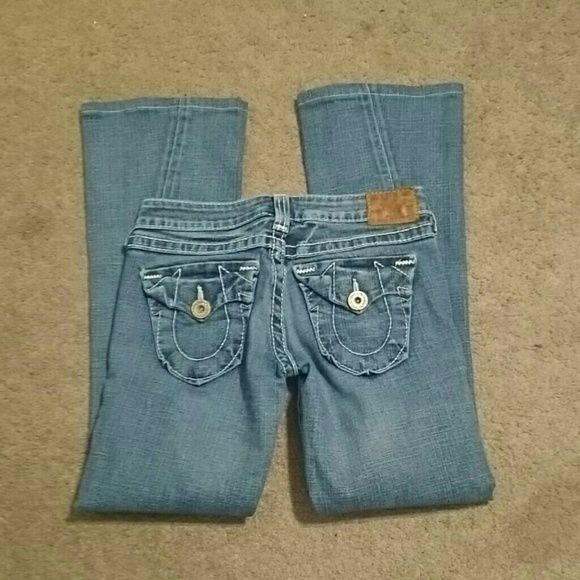 True religion jeans True Religion bootcut twisted seam Joey big t jeans True Religion Jeans