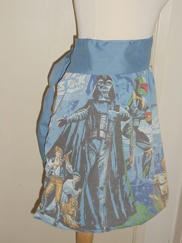 Vintage Star Wars Apron