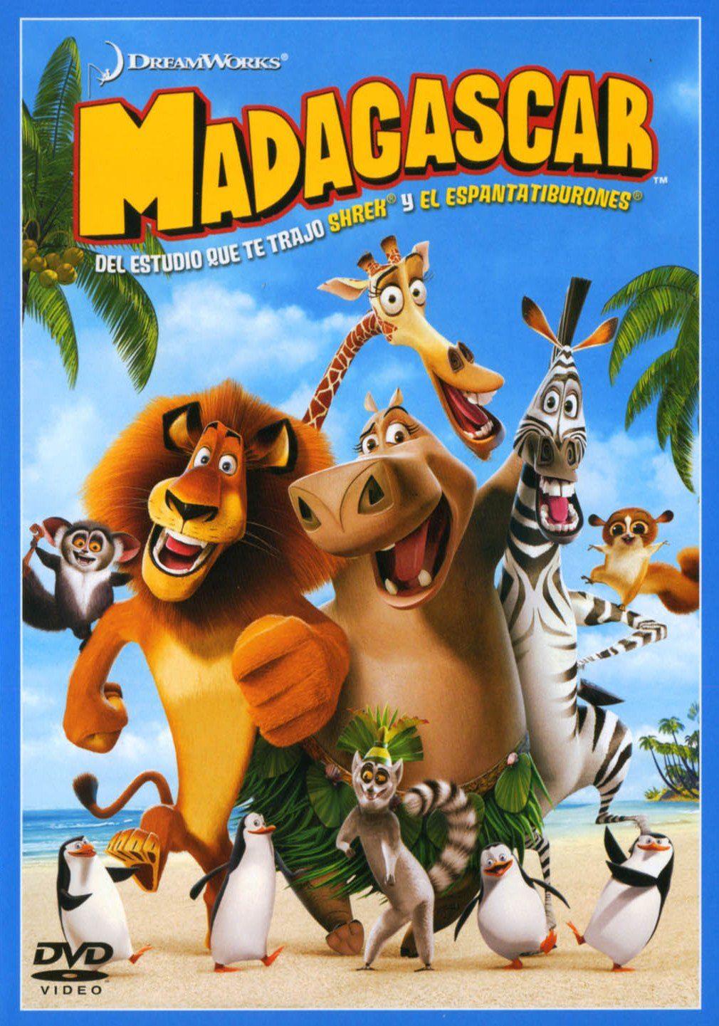 Madagascar 1 Ganzer Film Deutsch