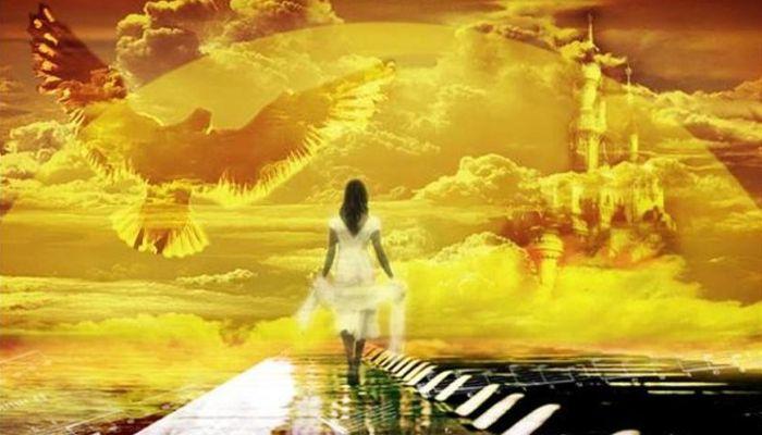 Сделай шаг вперёд, к духовности стремись