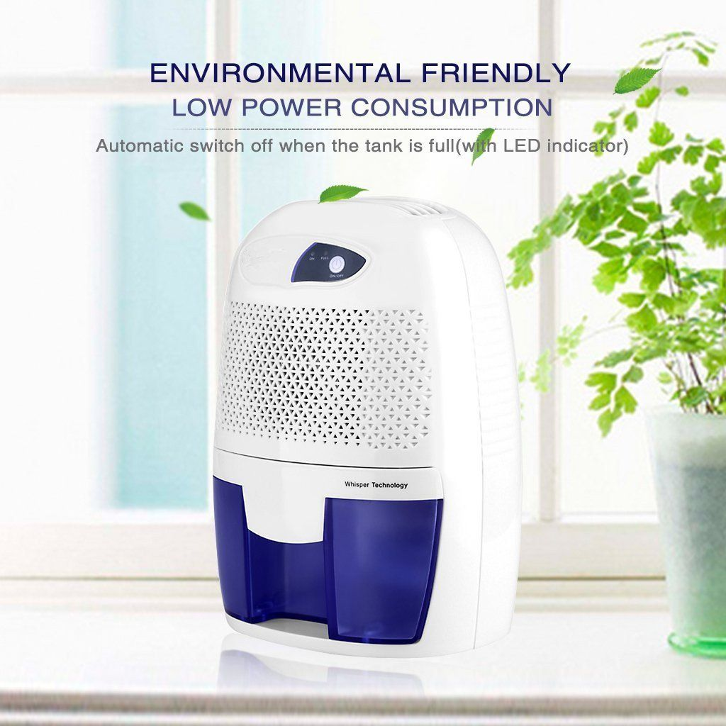 This dehumidifier is perfect to use in my bathroom which