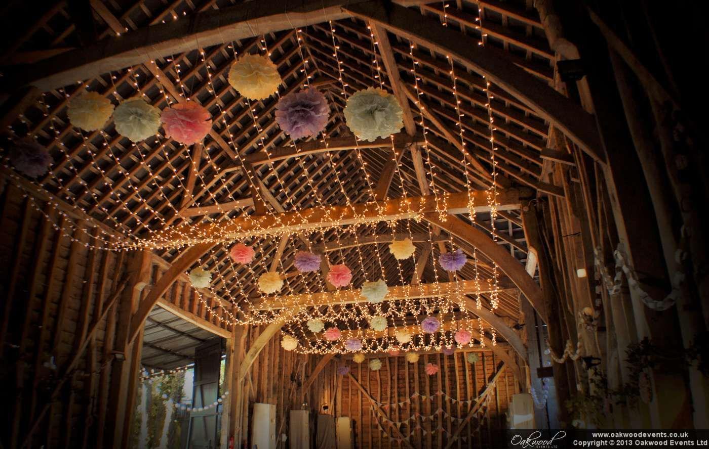 Large Barn Fairy Light Canopy 1400x888