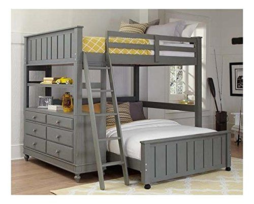 Pin by Robin Patterson on Bunked! Bunk beds with stairs