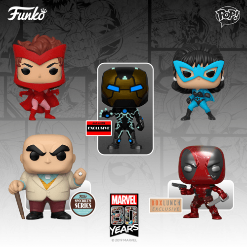 Coming Soon Pop Marvel 80th In 2020 Funko Funko Pop Toys Funko Pop Collection