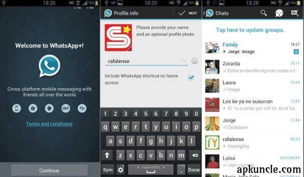 Whatsapp Plus En Iphone
