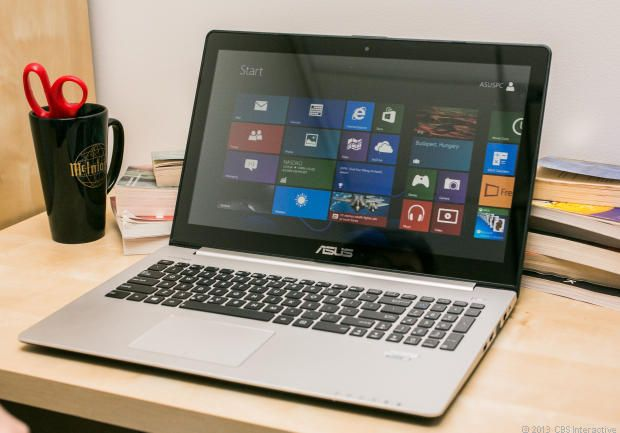 Asus Vivobook S500ca Review Big Budget Touch Screen Windows 8 Laptop Asus Windows 8 Laptop Touch Screen