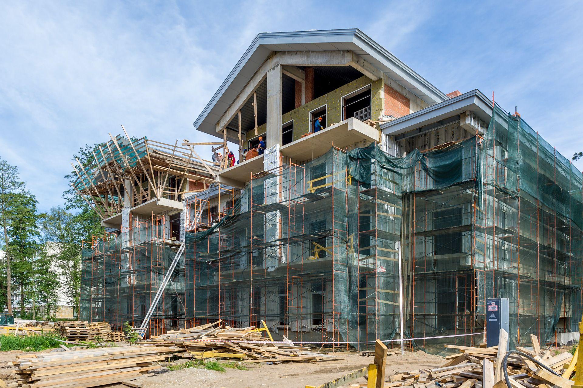 Июль 2016 #musthave #недвижимость #апартаменты #luxury #строительство #musthave 4 нед.