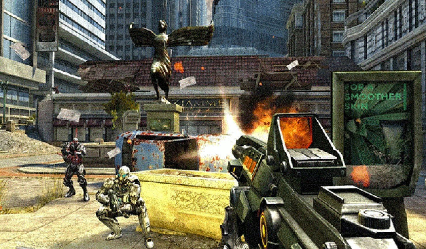 free gun games to play