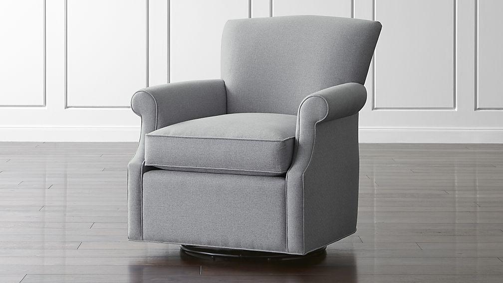 Best Elyse 360 Swivel Glider Chair Swivel Glider Chair 400 x 300