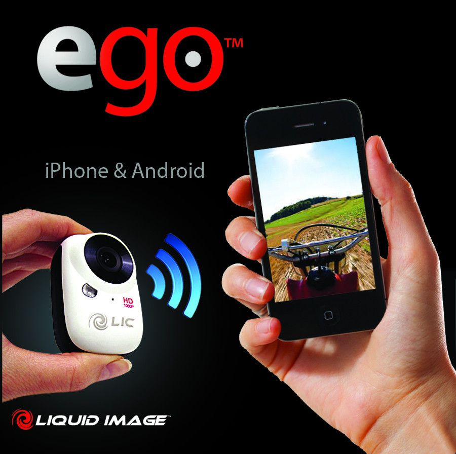 Model 727 - The Ego HD - Mountable Sports Camera with Wi-Fi ...