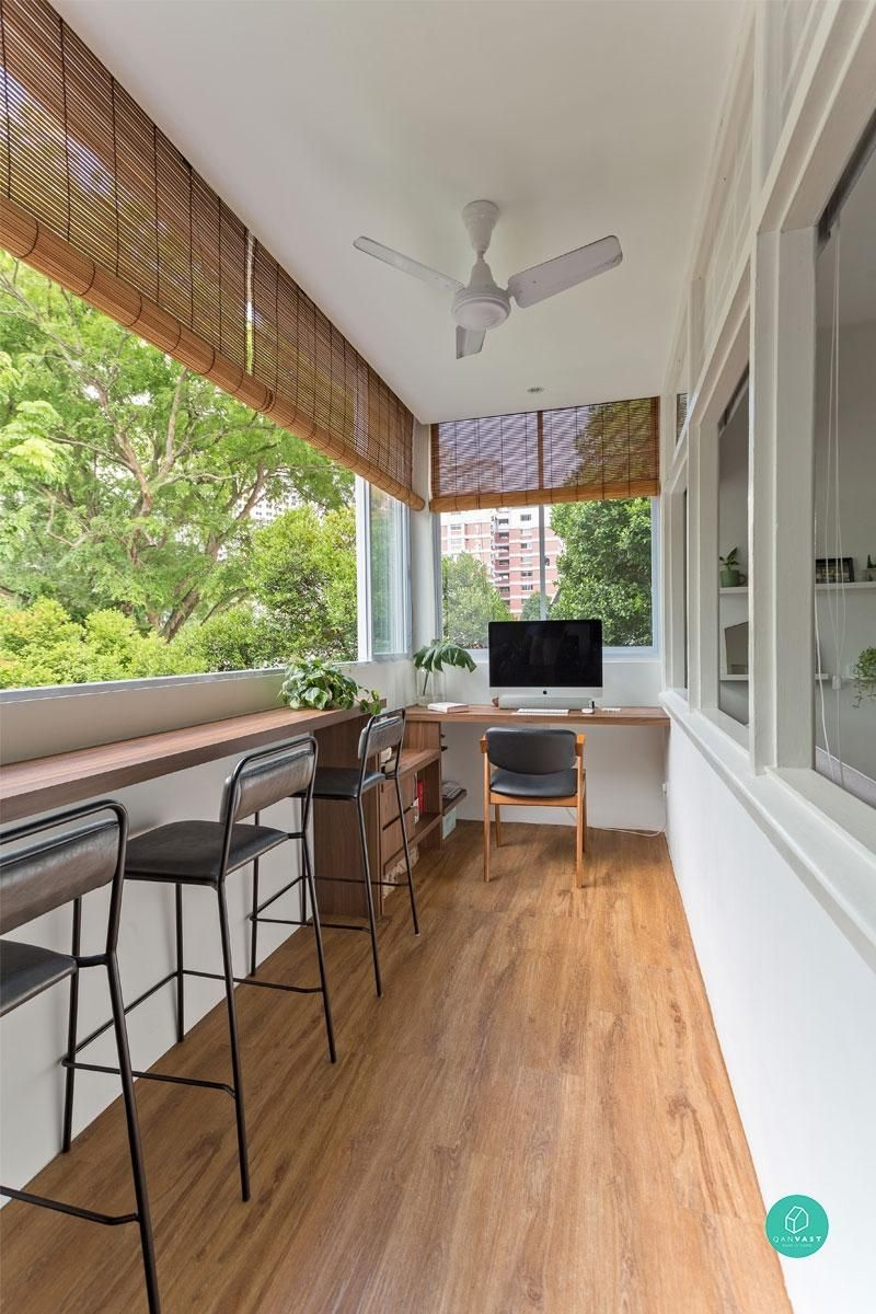 Modernism Meets Heritage In This 1960s Tiong Bahru HDB