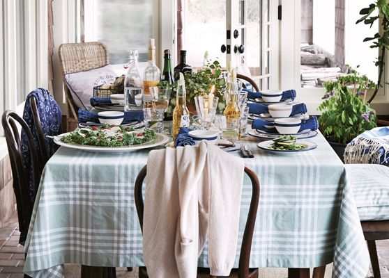 The art of setting the table - Creative Director\u0027s note. - Lexington Company & The art of setting the table - Creative Director\u0027s note | Lexington ...