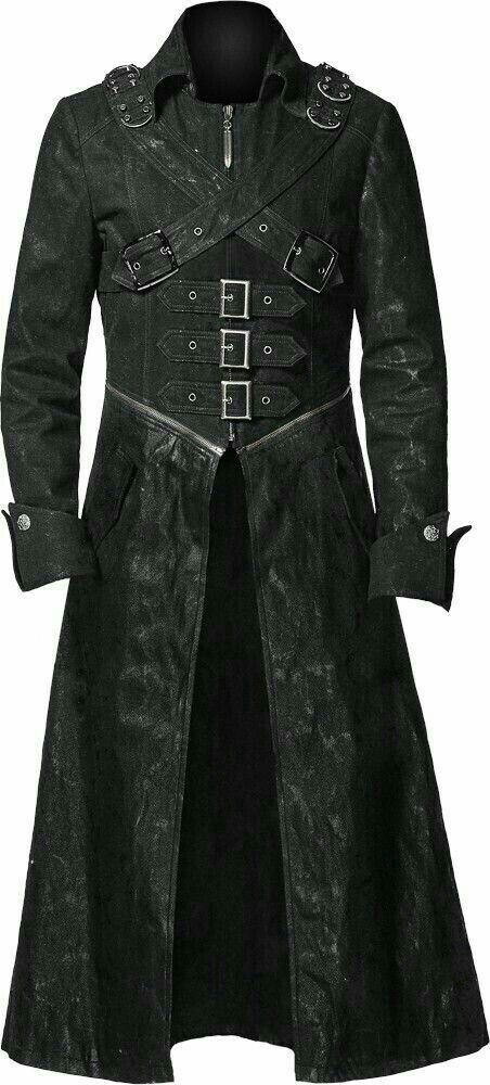 Matrix RELOADED NEO Cappotto Blade Costume Dracula Vampiro Uomo Halloween Gothic