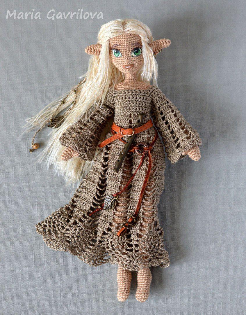 Boneca Malu | Produto Feminino Amigurumi Nunca Usado 33453939 | enjoei | 1080x846