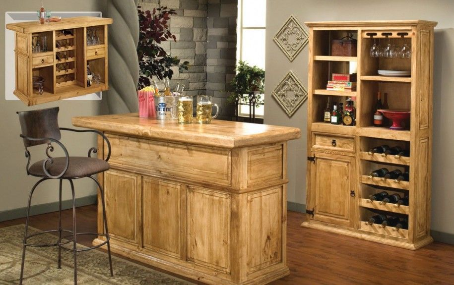 Nice Simple Home Bar   Home Bars Ideas   Wine and Song   Pinterest ...