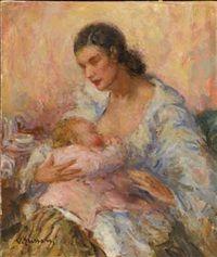 Maternita by Vittorio Gussoni