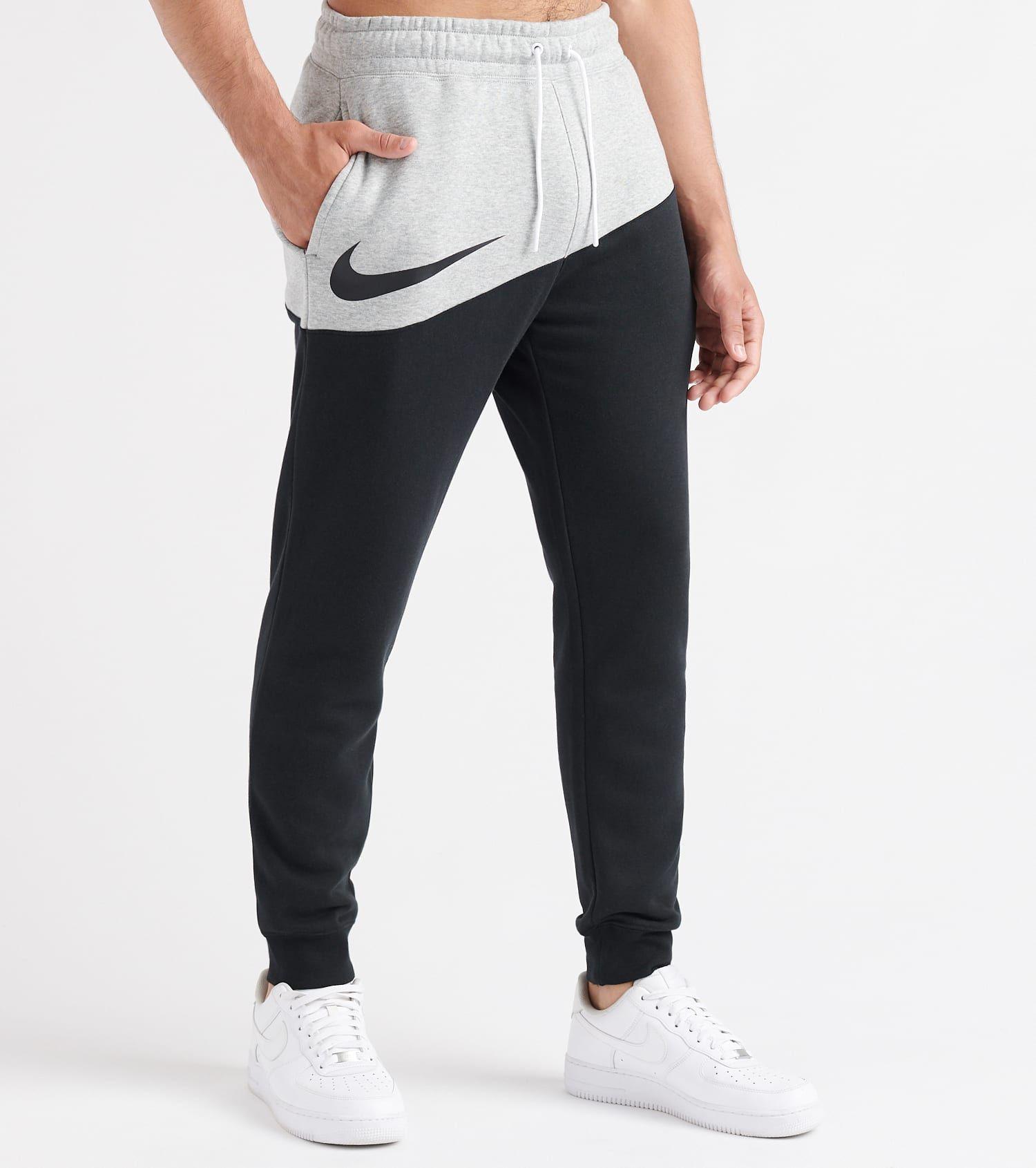 Nike NSW Swoosh Pants (Grey) BV5219 064 | Jimmy Jazz