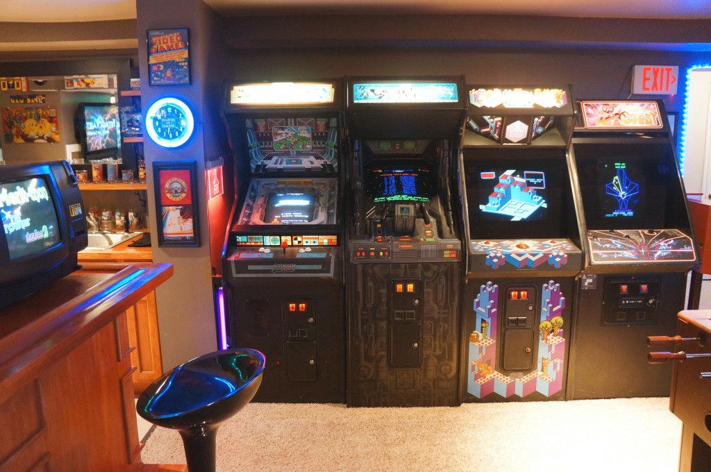 The Arcade My Father And I Made In The Basement Imgur Arcade Room Arcade Game Room Game Room Basement
