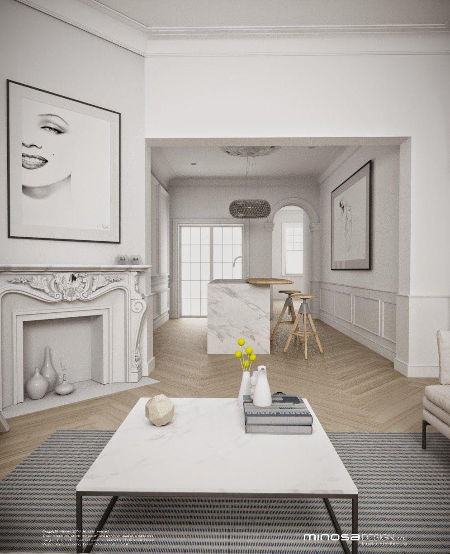 Minosa Design: Classic Modern Kitchen & Bathrooms by Minosa | House ...