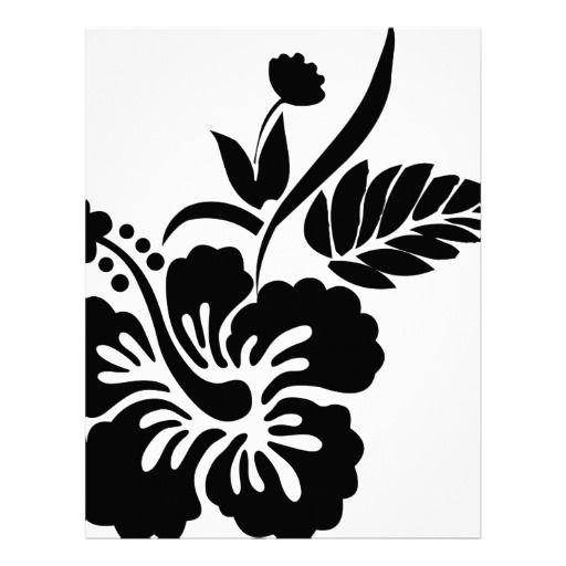Plantillas Flores Hawaianas Buscar Con Google Flores Hawaianas Clipart De Flor Colchas Hawaianas
