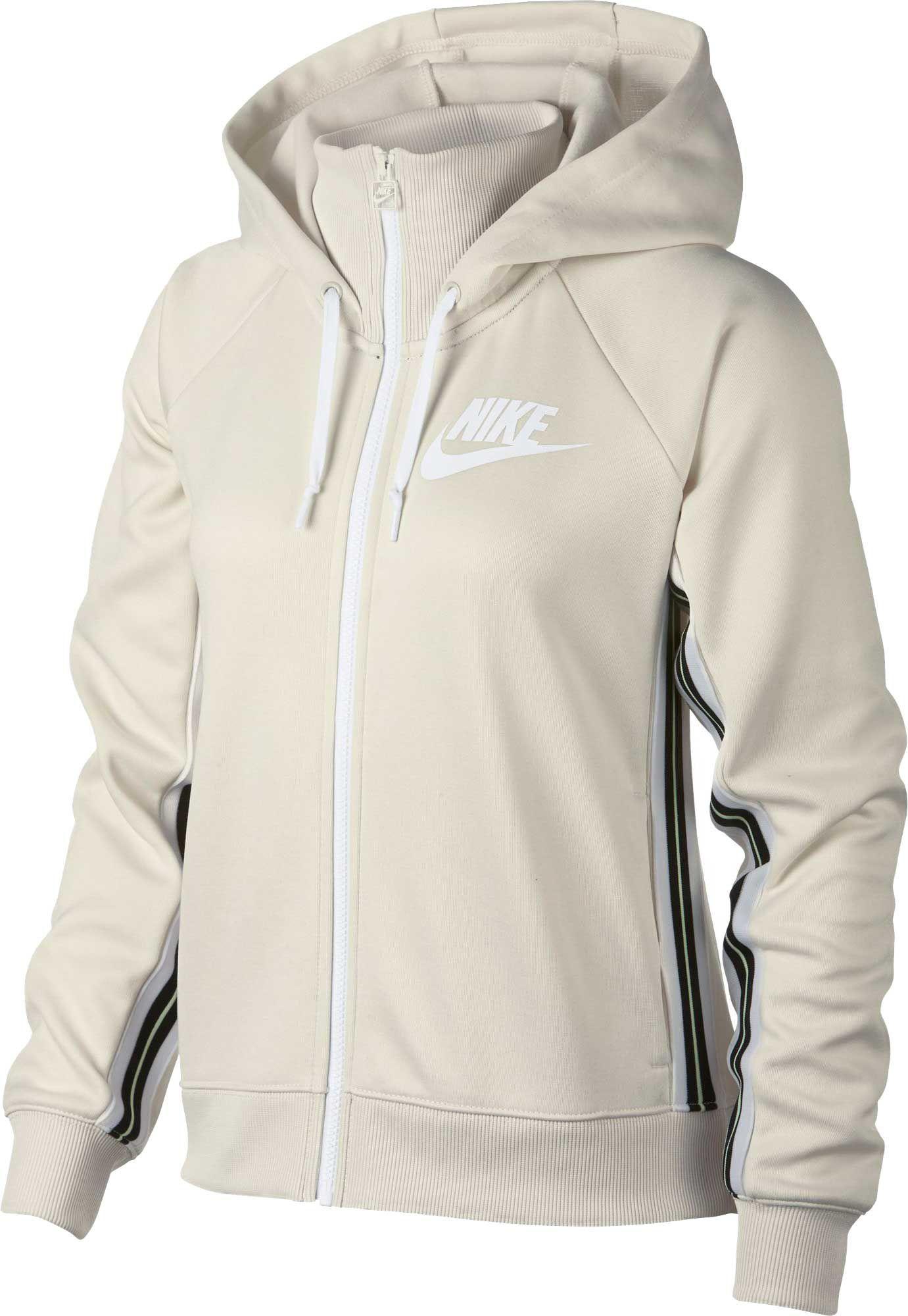 Nike Women s Sportswear Full-Zip Tracksuit Hoodie in 2019  187d0b8e6a
