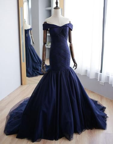Charming Prom Dress, Sexy Evening Party Dress, Tulle | evening dress ...